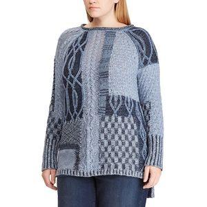 Chaps by Ralph Lauren Plus Size Women's Sweater